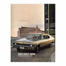 Nova Sales Brochure, 1969