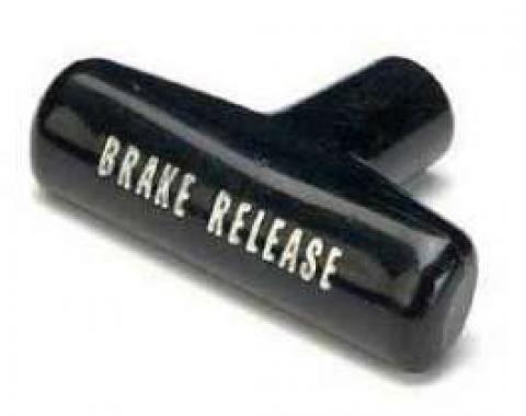 Parking & Emergency Brake Release Handle, 1967-1981