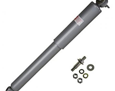 Nova Rear Shock Absorber, without Heavy Duty Suspension, KYB Gas-A-Just, 1969-1973
