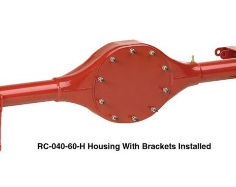 Heidts Rear Axle Housing RC-040-60-H-WT