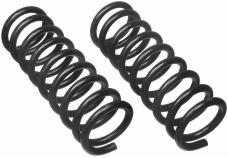 Moog Chassis 6080, Coil Spring, OE Replacement, Set of 2, Constant Rate Springs