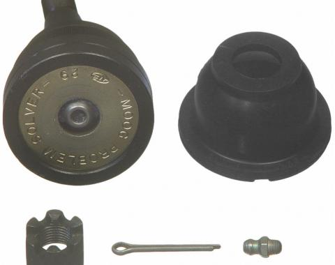 Moog Chassis K6145T, Ball Joint, Problem Solver, OE Replacement, With Powdered-Metal Gusher Bearing To Allow Grease To Penetrate Bearing Surfaces