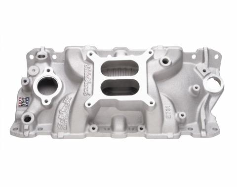 Edelbrock Performer EPS Intake Manifold for 1955-1986 Small-Block Chevy, Non EGR 2701