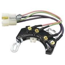 Neutral Safety & Backup Light Switch, For Cars With Floor Shift Turbo Hydra-Matic 400 (TH400), 1967-1972