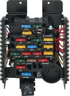 Painless Universal 20 Circuit ATO Fuse Block Assembly 30003