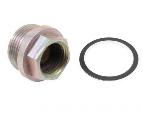 Holley 26-162 Inverted Flare Fuel Fitting with Small Hex