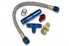 Demon Fuel Systems Dual Feed Fuel Line 140020