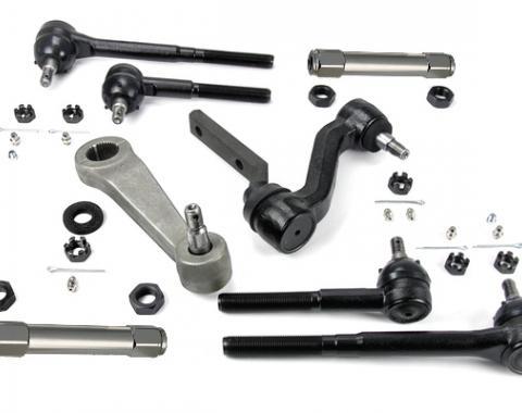 Ridetech Steering Kit for 1968-1969 Camaro / 1968-1974 Nova, w/Power Steering 11169576
