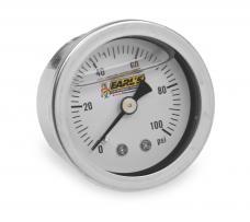 Earl's Performance Oil Pressure Gauge 100187ERL