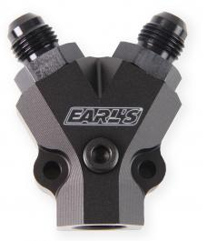 Earl's Performance Fuel Distribution Y Block 100181ERL