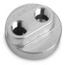 Earl's Performance Oil Filter By-Pass Adapter 1118ERL