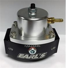 Earl's Performance EFI Fuel Pressure Regulator 12848ERL