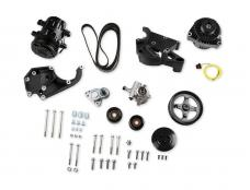 Holley Accessory Drive Kit 20-138BK