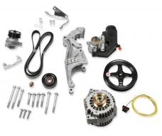 Holley Low LS Accessory Drive System Kit 20-156