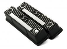 Holley M/T Retro Aluminum Valve Covers 241-83