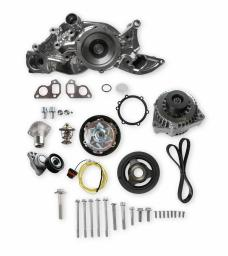 Holley Mid-Mount Complete Race Accessory System 20-187P