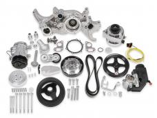 Holley Accessory Drive System Kit 20-185P