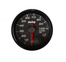 Holley Analog Style Fuel Pressure Gauge 26-608