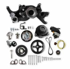 Holley Mid-Mount Complete Race Accessory System 20-186BK