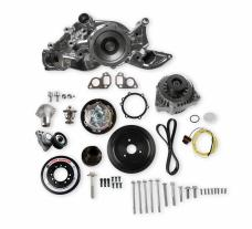 Holley Mid-Mount Complete Race Accessory System 20-182P