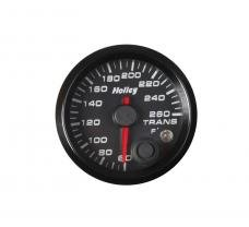 Holley Analog Style Transmission Temperature Gauge 26-605