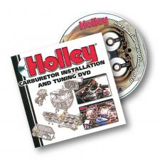 Holley Carburetor Installation And Tuning DVD 36-378