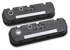 Holley M/T Retro Aluminum Valve Covers 241-85