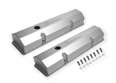 Holley Aluminum Valve Cover Set 890010
