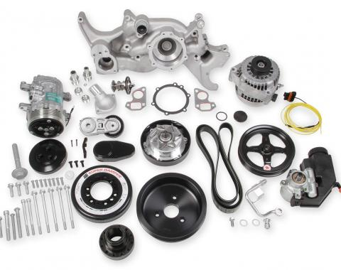 Holley Accessory Drive System Kit 20-180