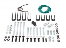 Holley LS3 Replacement Hardware And Bracket Kit 508-33