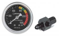 Holley Analog Style Nitrous Pressure Gauge 15953NOS