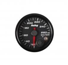 Holley Analog Style Water Temperature Gauge 26-602