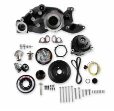 Holley Mid-Mount Complete Race Accessory System 20-182BK