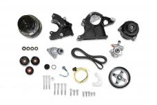 Holley Accessory Drive Kit 20-136BK