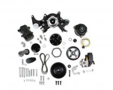 Holley Mid-Mount Complete Accessory Drive System 20-240BK