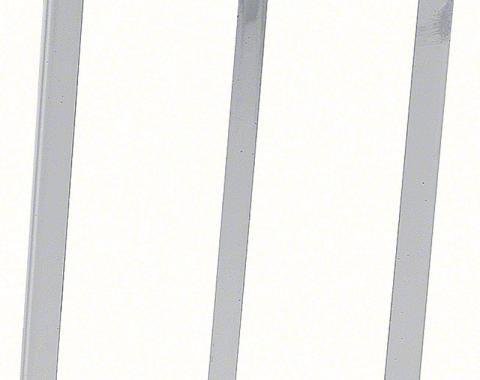 OER 1967-81 Accelerator Pedal Trim Plate K912