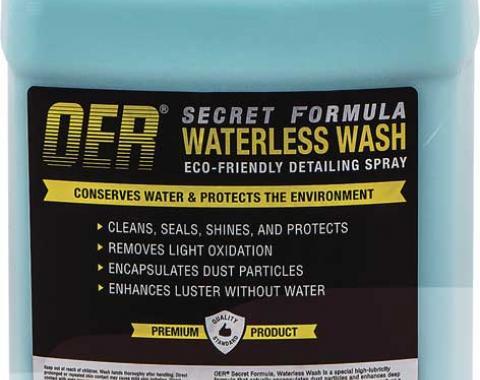 OER Secret Formula 16 Oz Eco Waterless Wash K89606