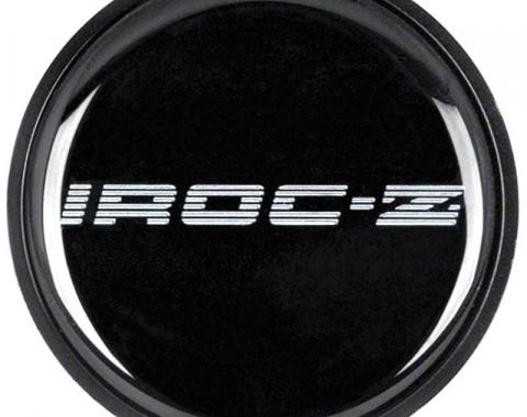 OER IROC-Z Style Wheel Center Cap Emblem Silver 14066938