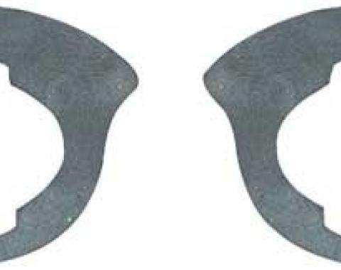 OER 1965-79 Outer Door Handle Gasket Set R889
