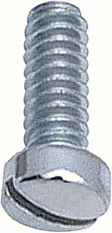 OER 1965-81 Bracket To Sun Visor Tension Screw C1121