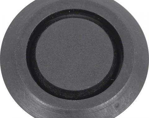 OER Rubber Floor Pan Plug 1667195