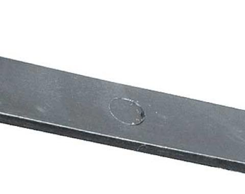 "OER Front Fender Wire Harness Straps, 2-1/4"" Long, Black Nylon K0076"