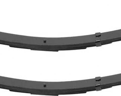 OER 5 Leaf Rear Leaf Springs (Spring Rate 143 Lbs) - Replacement Style *RL5