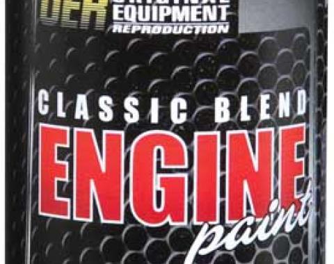 OER 1971-73 Pontiac Teal / Light Blue Classic Blend Engine Paint - 16 Oz Can K89210