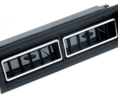 OER 1969-72 Center Dash Air Conditioning Vent Assembly 3937166