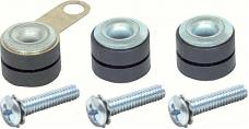 OER 1962-88 Windshield Wiper Motor Grommet Set 4910180