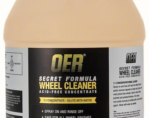OER Secret Formula 1 Gallon Acid Free Wheel Cleaner K89615