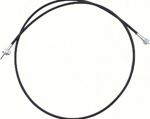 """OER 1962-83 GM Cars & Trucks - 73"""" Thread-On Speedometer Cable 6478128"""
