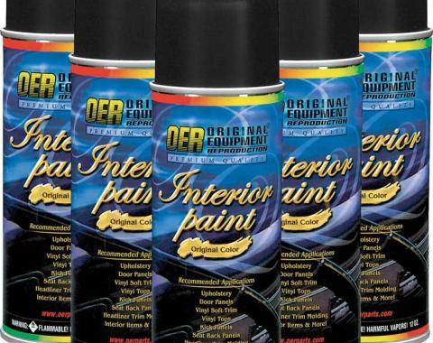 OER Taupe Restoration Carpet Dye - Case of 6 - 12 Oz Aerosol Cans *PP906