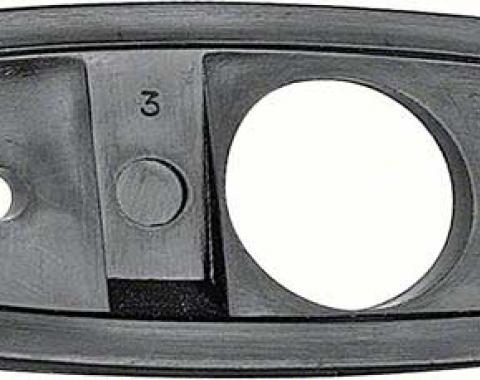 OER 1970-81 Camaro / Firebird, 1973-74 Nova Bullet Mirror Gasket 9832126